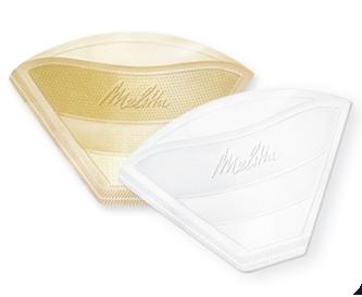 Melitta® Filtertüten® naturbraun oder weiß