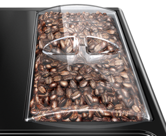 Unique coffee enjoyment